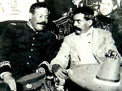 FRANCISCO VILLA Y EMILIANO ZAPATA